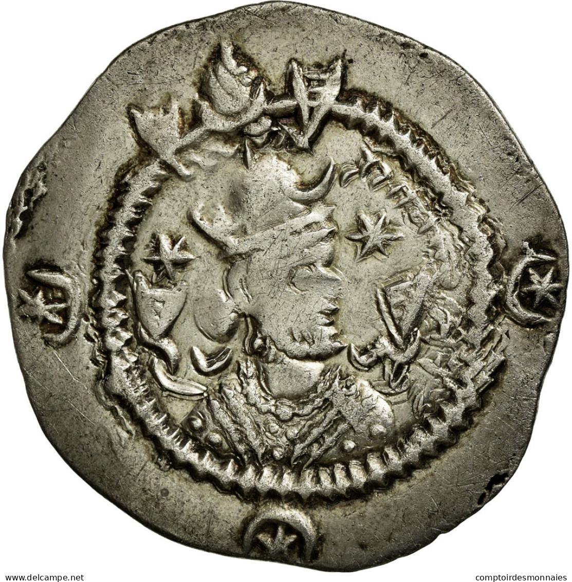Monnaie, Kavadh I, Drachme, TB+, Argent - Orientales