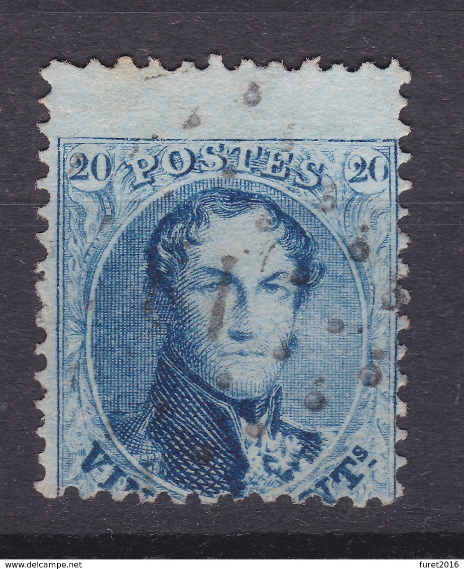 N° 15 A BORD DE FEUILLE - 1863-1864 Médaillons (13/16)