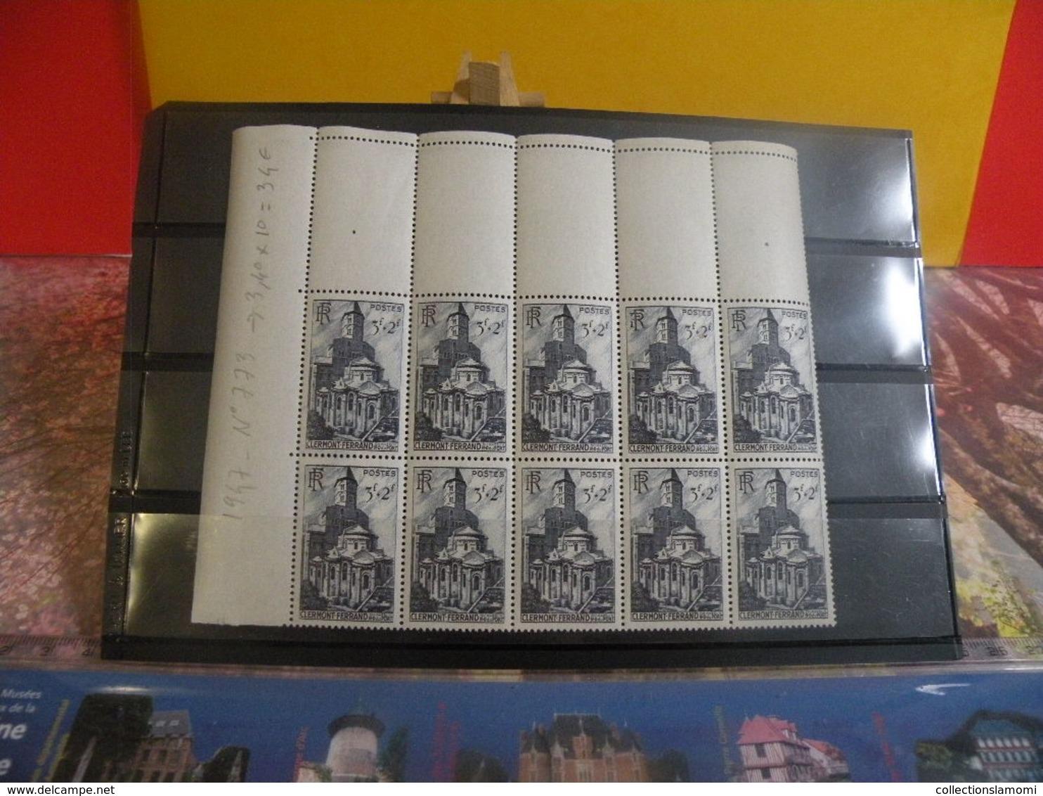 Timbres Neufs > Clermont Ferrand, Notre Dame Du Port - N°773 - Y&T 1947 - Coté 34€ - Unused Stamps