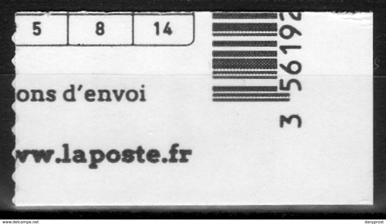 FRANCE 2018 / Marianne L'engagée-20g EUROPE DE CARNET / En Adhésif NEUF - 2018-... Marianne L'Engagée