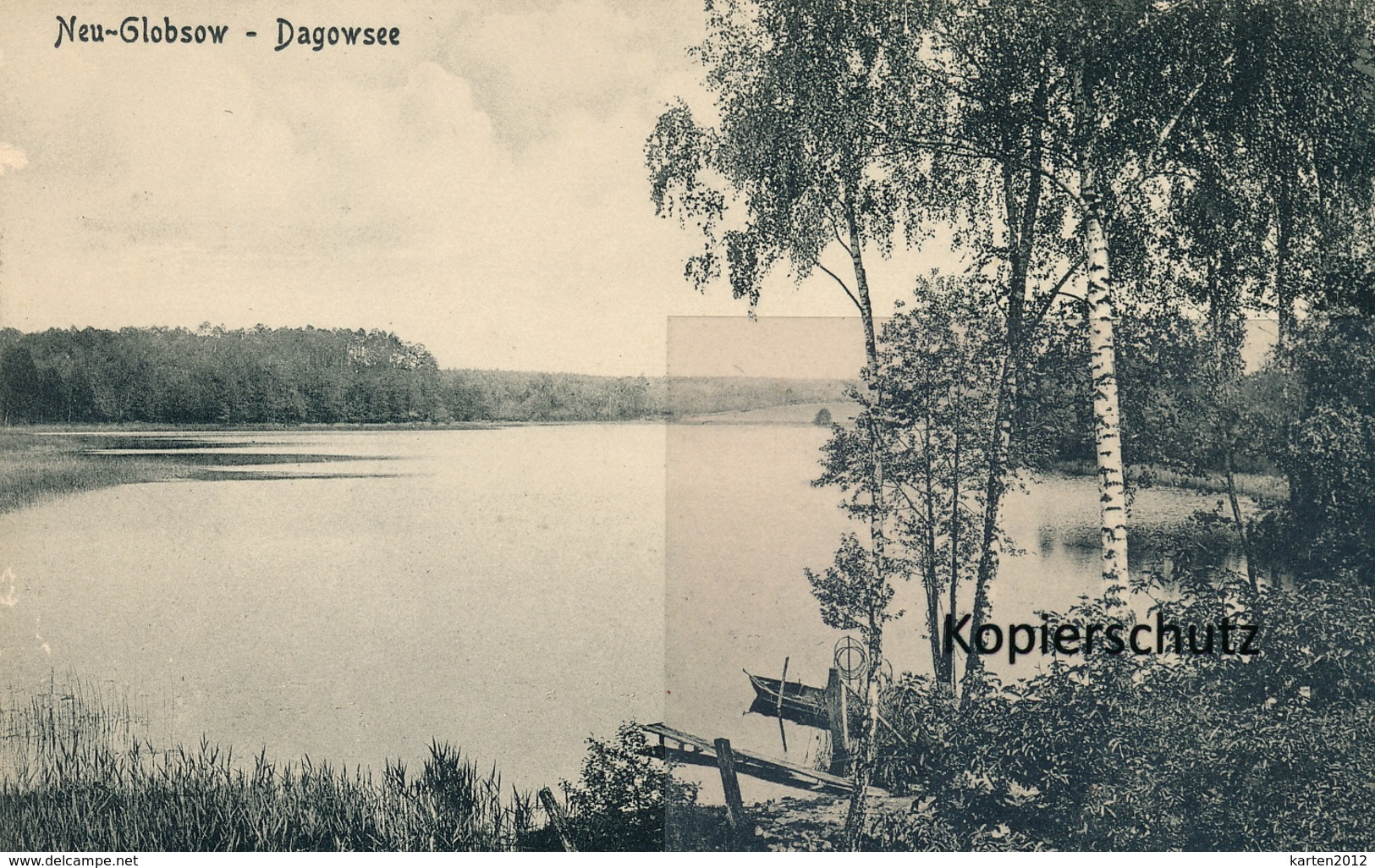 AK Neuglobsow, Dagowsee - Neuglobsow