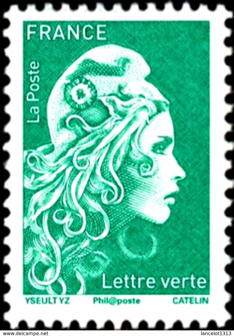 Type Marianne D'YZ. - 2018-... Marianne L'Engagée
