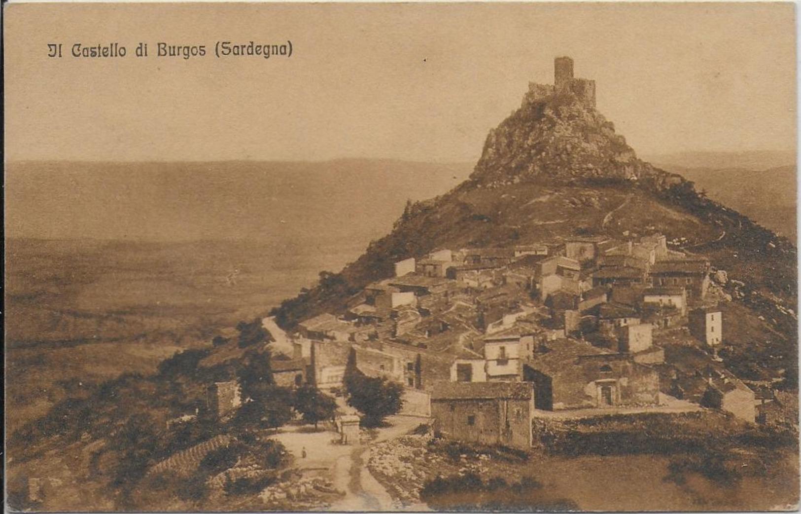 BURGOS : IL CASTELLO  ($) - Autres Villes