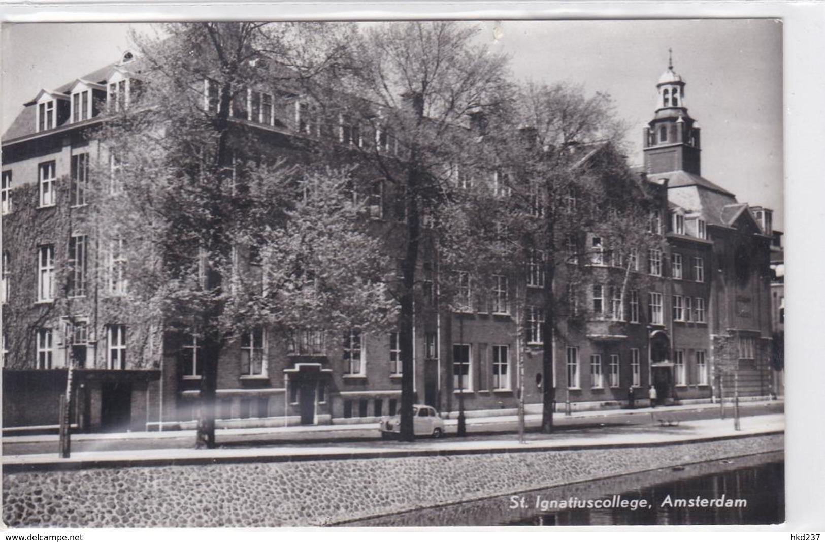 Amsterdam St. Ignatiuscollege Hobbemakade # 1954   1920 - Amsterdam