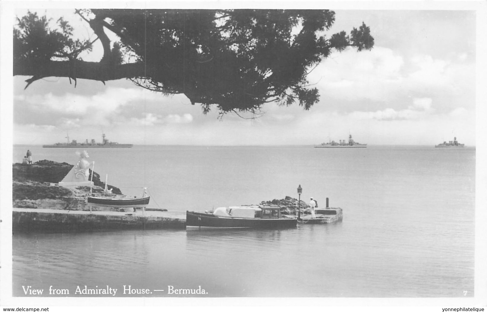Bermuda / 03 - View From Admiralty House - Bermudes