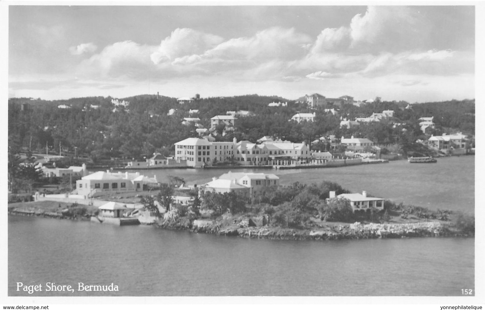 Bermuda / 02 - Paget Shore - Bermudes