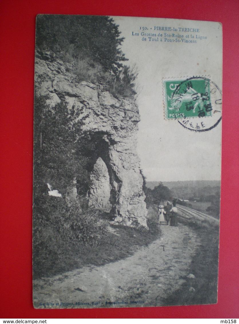 France [54] Meurthe Et Moselle Pierre La Treiche - Other Municipalities