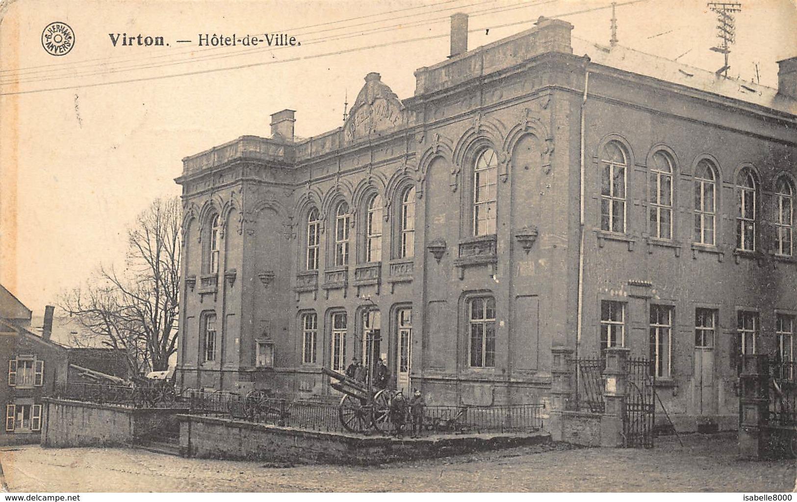 Luxembourg   Virton         Hotel De Ville     I 4579 - Virton