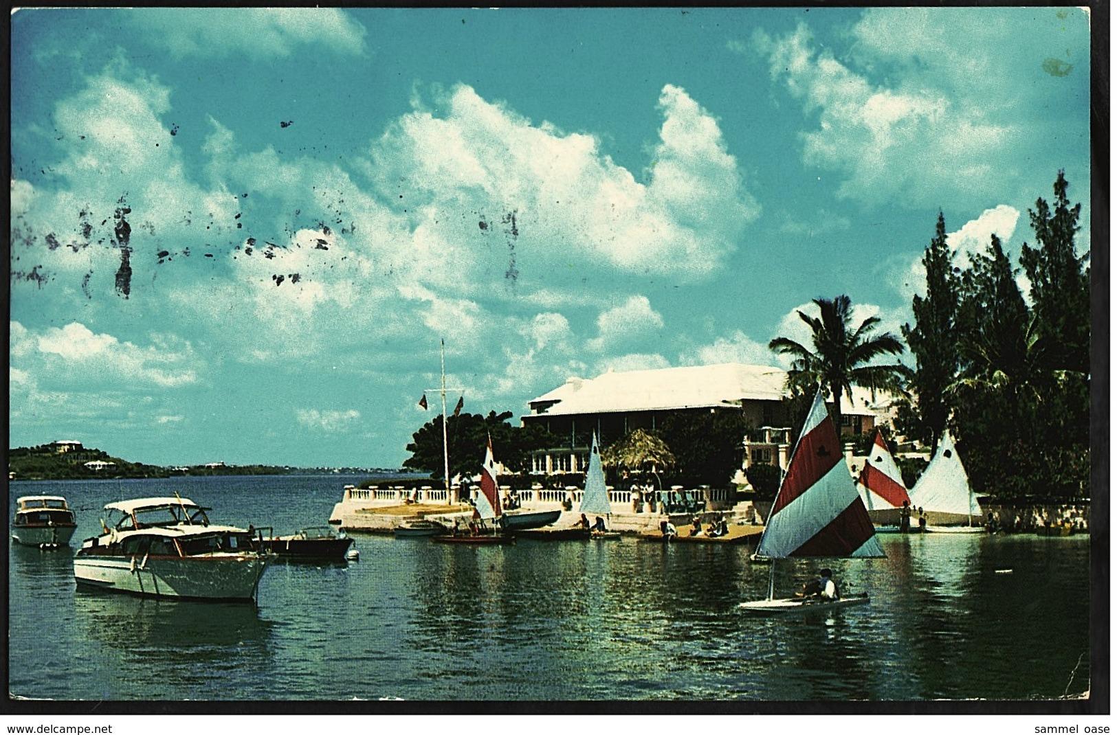 Bermuda  -  Glencoe Paget  -  Ansichtskarte Ca.1969   (9268) - Bermuda