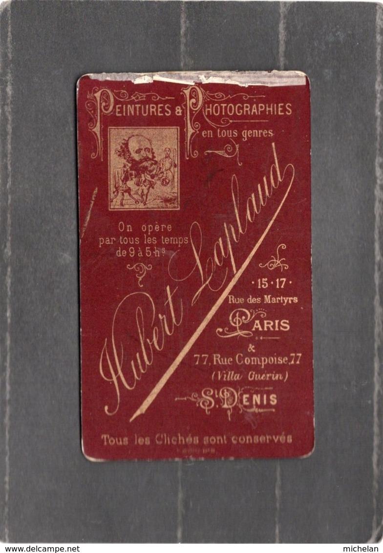 PHOTO  EUGENE SCHNEIDER---  HUBERT LAPLAUD PHOT. 15-17 RUE DES MARTYRS PARIS--77, RUE COMPOISE ( VILLA GUERIN ) ST DENIS - Photos