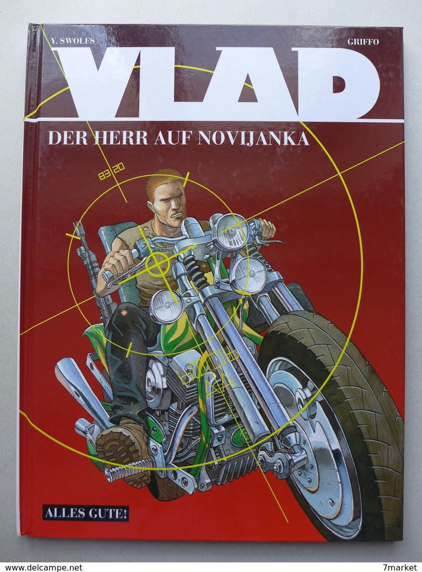 Griffo & Swolfs - Vlad - T2 - Der Herr Auf Novijanka / 2001 - Livres, BD, Revues