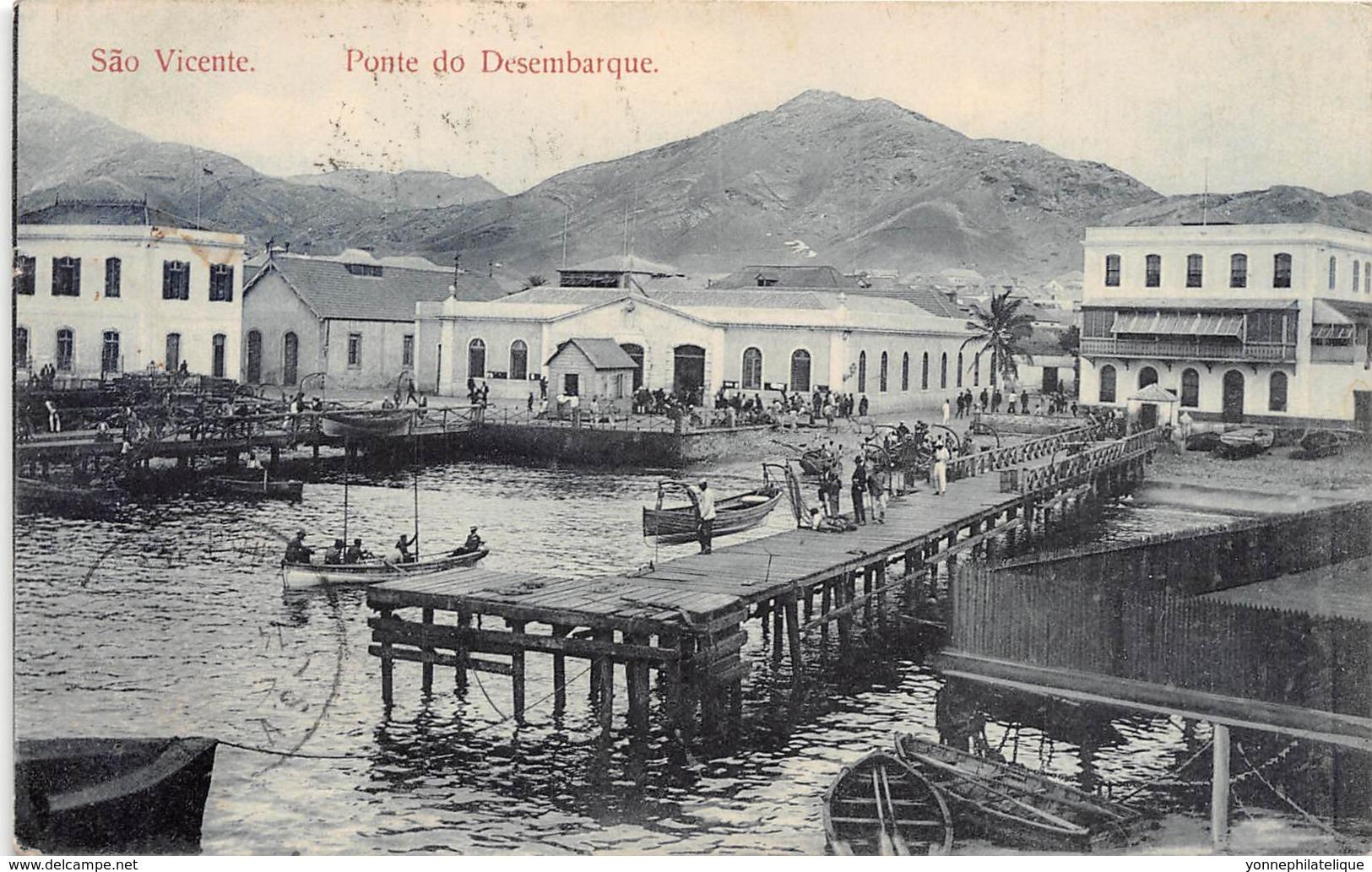 Cap Vert / 03 - Ponte Do Desembarque - Cap Vert