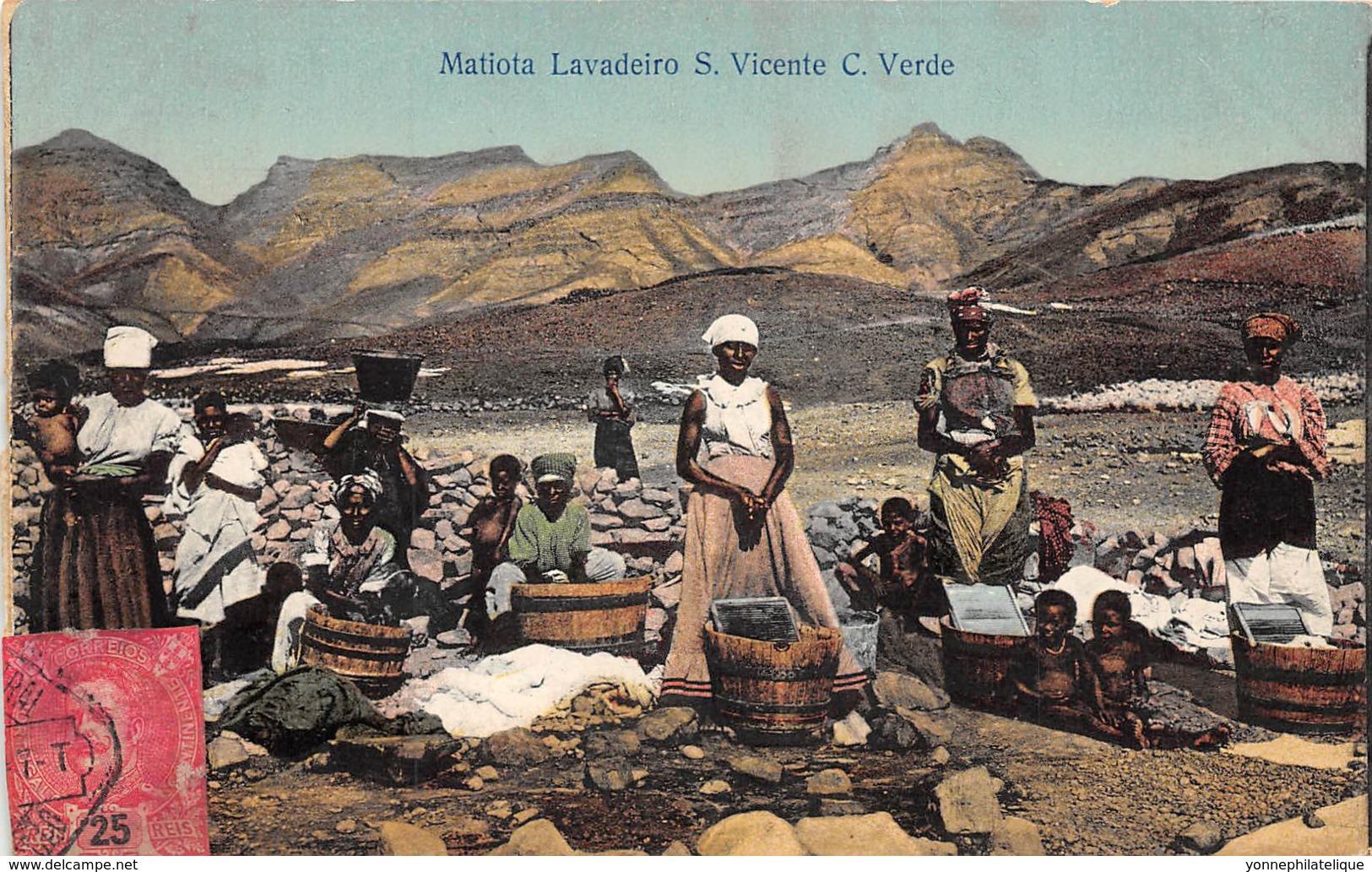 Cap Vert / 05 - Matiota Lavadeiro - Cap Vert