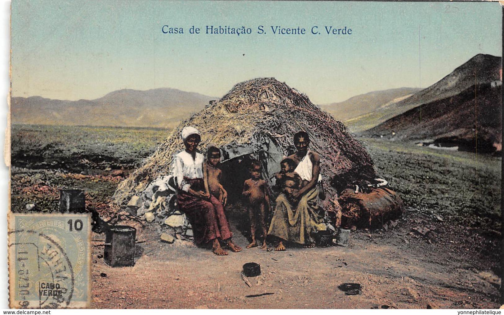 Cap Vert / 06 - Casa De Habitaçao - Beau Cliché - Cap Vert