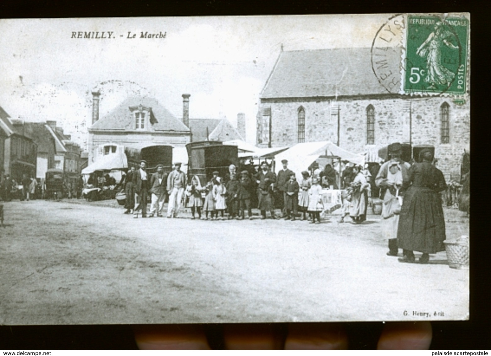 REMILLY LE MARCHE                                     JLM - Andere Gemeenten