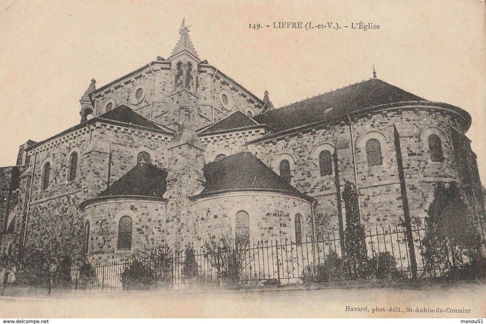 LIFFRE  L'Eglise - Other Municipalities