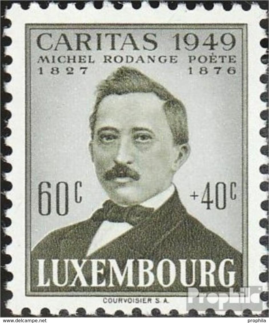 Luxemburg 464 Postfrisch 1949 Caritas - Luxemburg