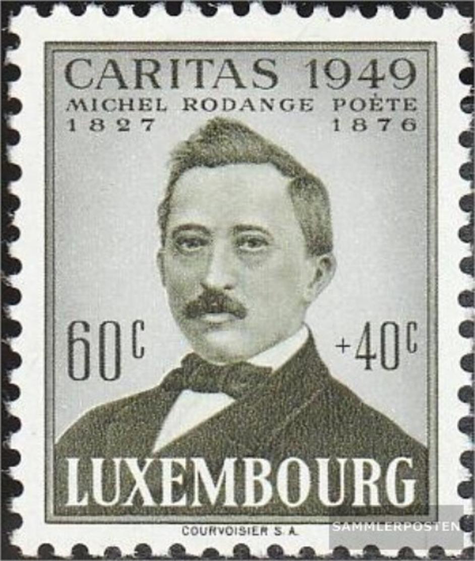Luxemburg 464 MNH 1949 Caritas - Luxemburg