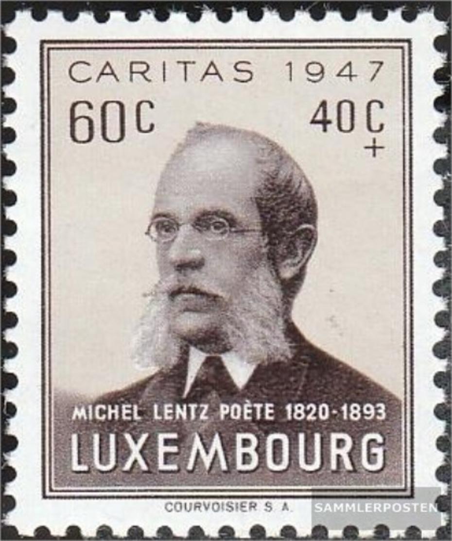 Luxemburg 427 MNH 1947 Caritas - Luxemburg