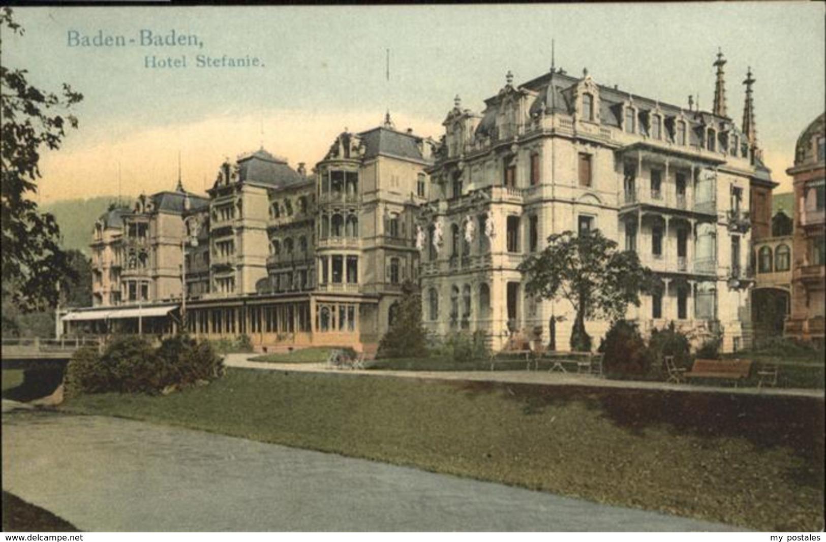 41041759 Baden-Baden Hotel Stefanie Baden-Baden - Deutschland