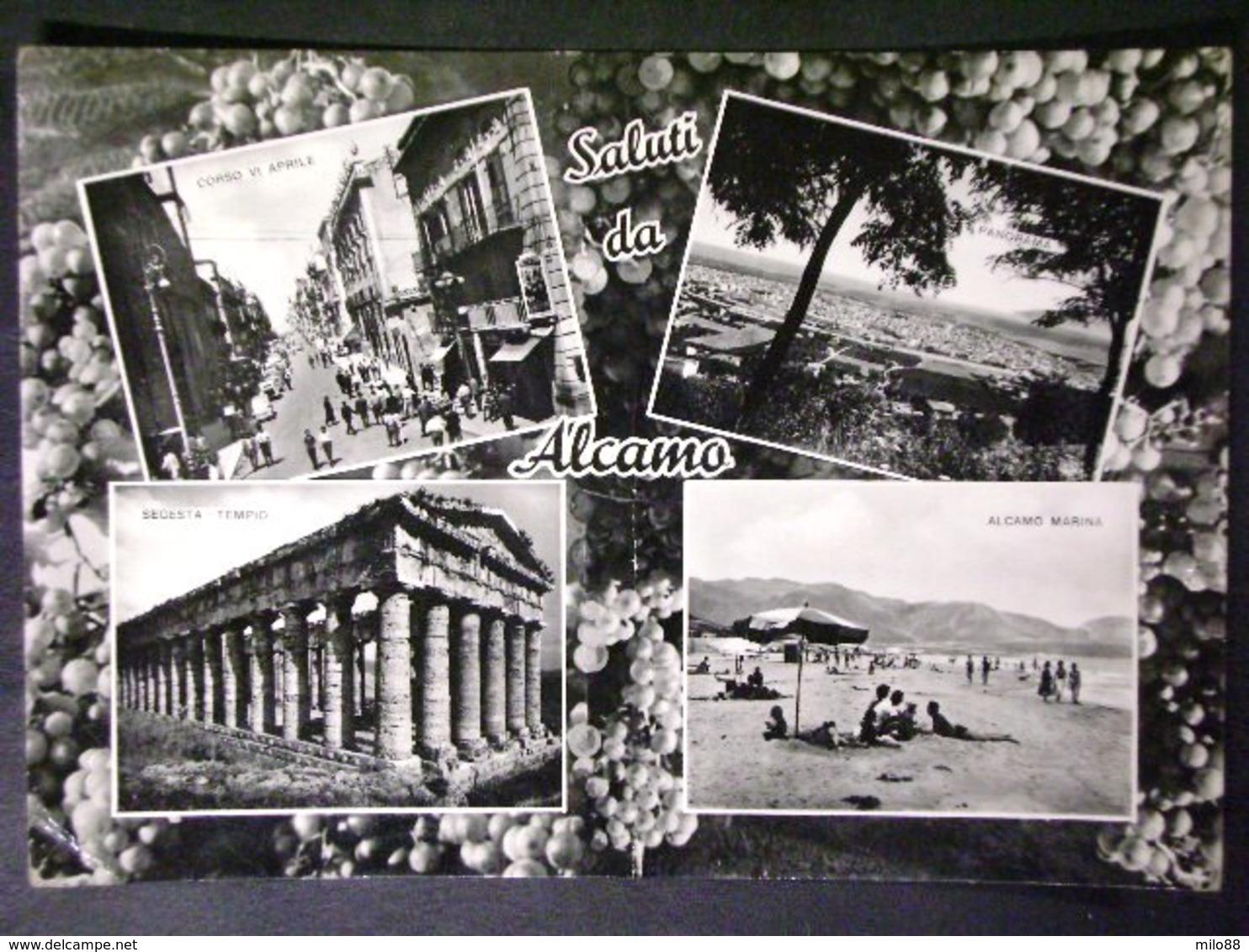 SICILIA -TRAPANI -ALCAMO -F.G. LOTTO N°210 - Ragusa