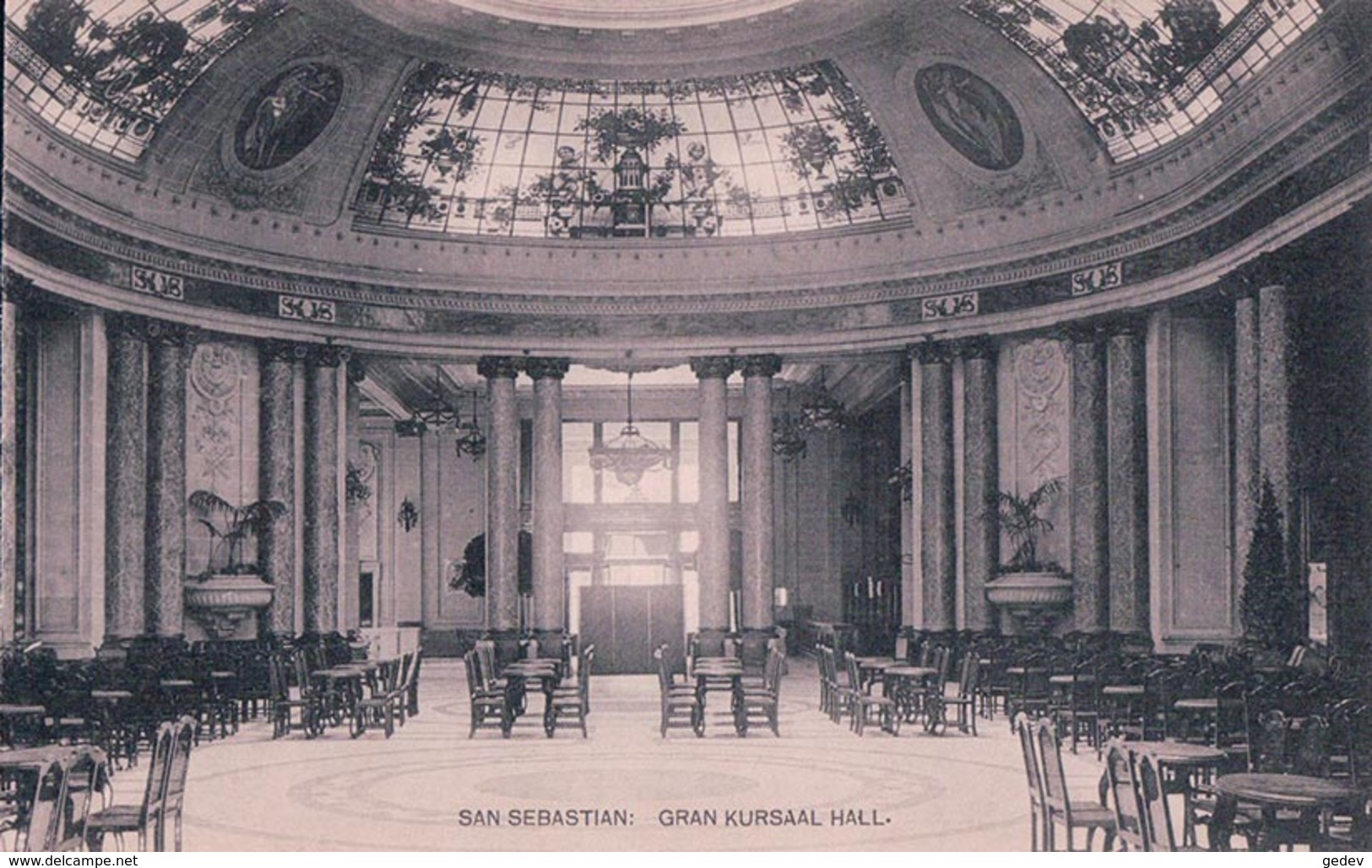 Espagne, San Sebastiãn, Gran Kursaal Hall (310) - Guipúzcoa (San Sebastián)