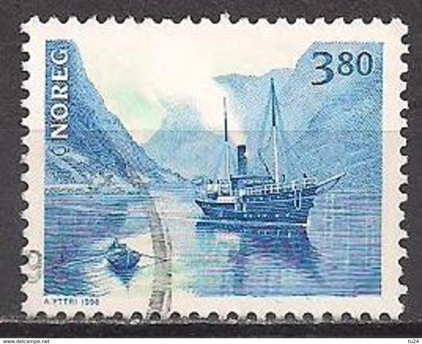 Norwegen  (1998)  Mi.Nr.  1280  Gest. / Used  (10ad50)  NORDEN - Gebraucht
