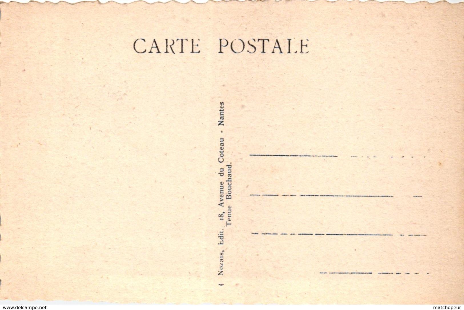 FONTENAY LE COMTE -85- LA RIVIERE ET LE PONT DES SARDINES - Fontenay Le Comte
