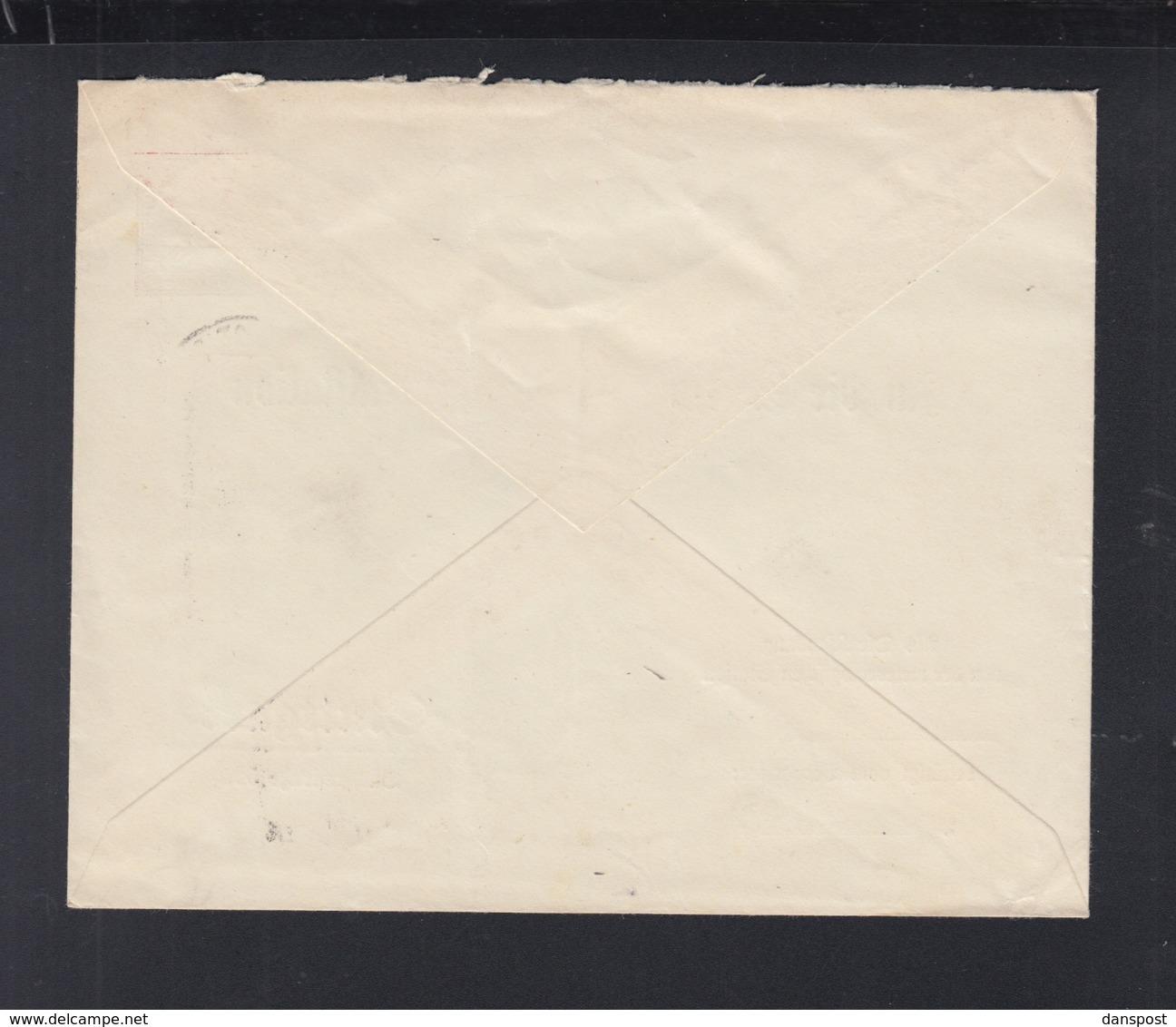Württemberg Meteorologische Zentralstation Umschlag 1914 - Wuerttemberg