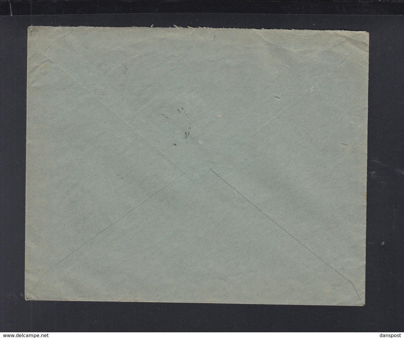 France Lettre 1923 Dieuze Pour Baviere - 1921-1960: Periodo Moderno