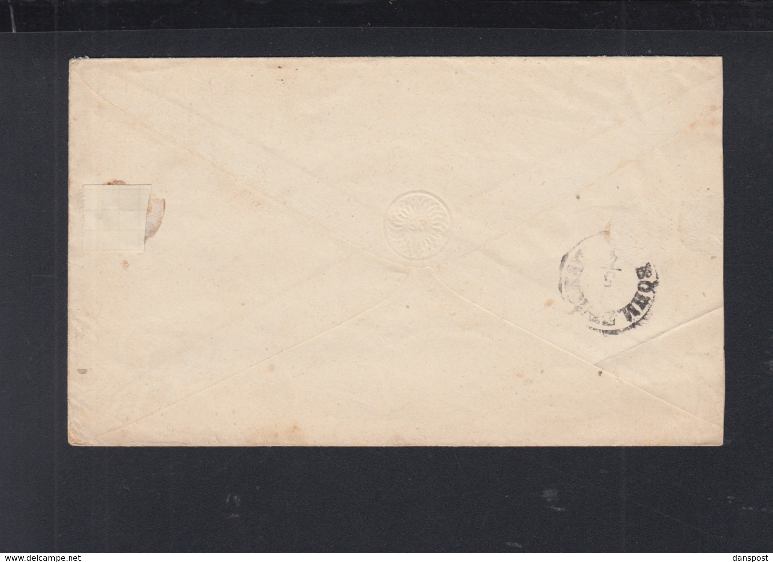KuK Umschlag Tabor - Briefe U. Dokumente
