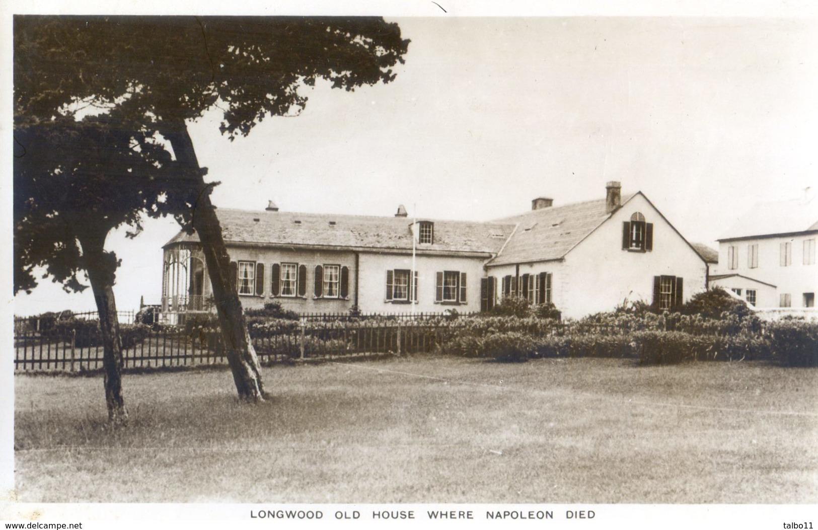 Sainte Helène - Longwood Old House Where Napoléon Died - Sant'Elena