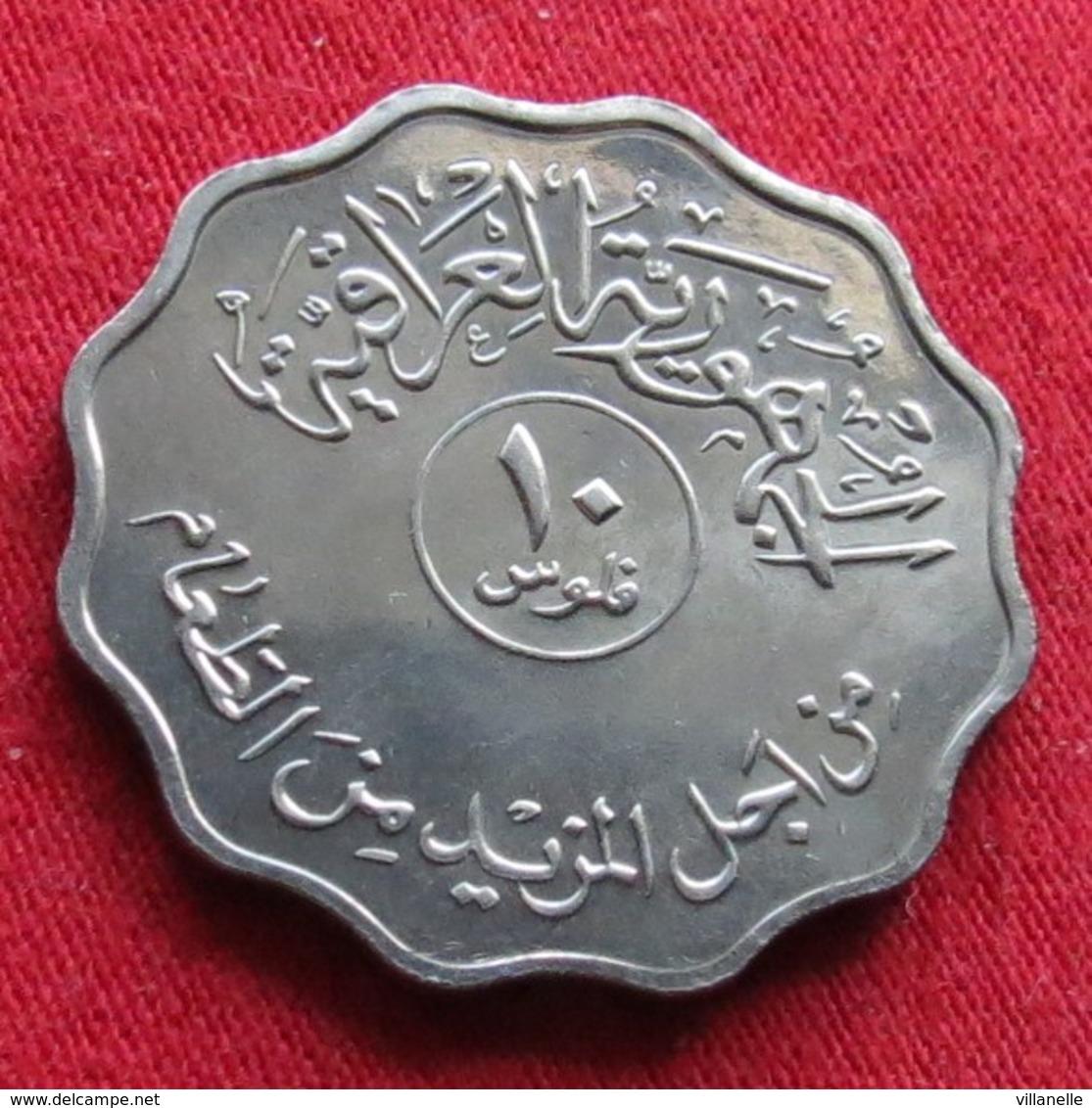 Iraq 10 Fils 1975 FAO F.a.o.  Iraque Irak UNCºº - Iraq