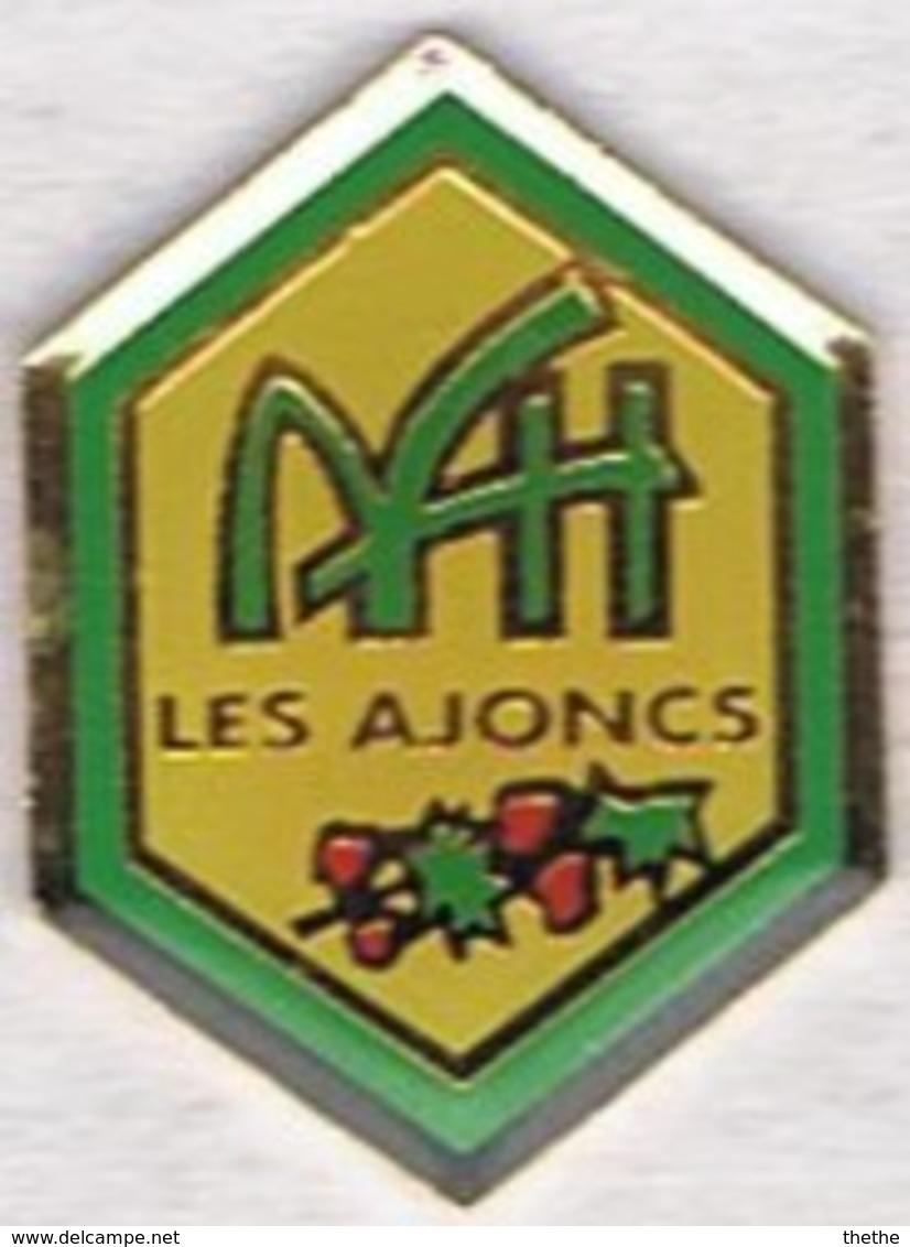 Association Française Des Hémophiles (AFH) - LES AJONCS - Verenigingen