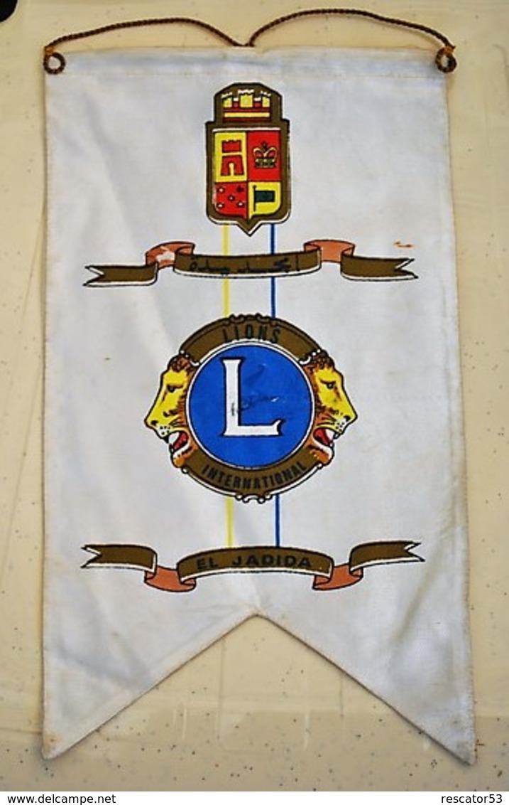 Rare Fanion Lion's Club El Jadida - Organizaciones
