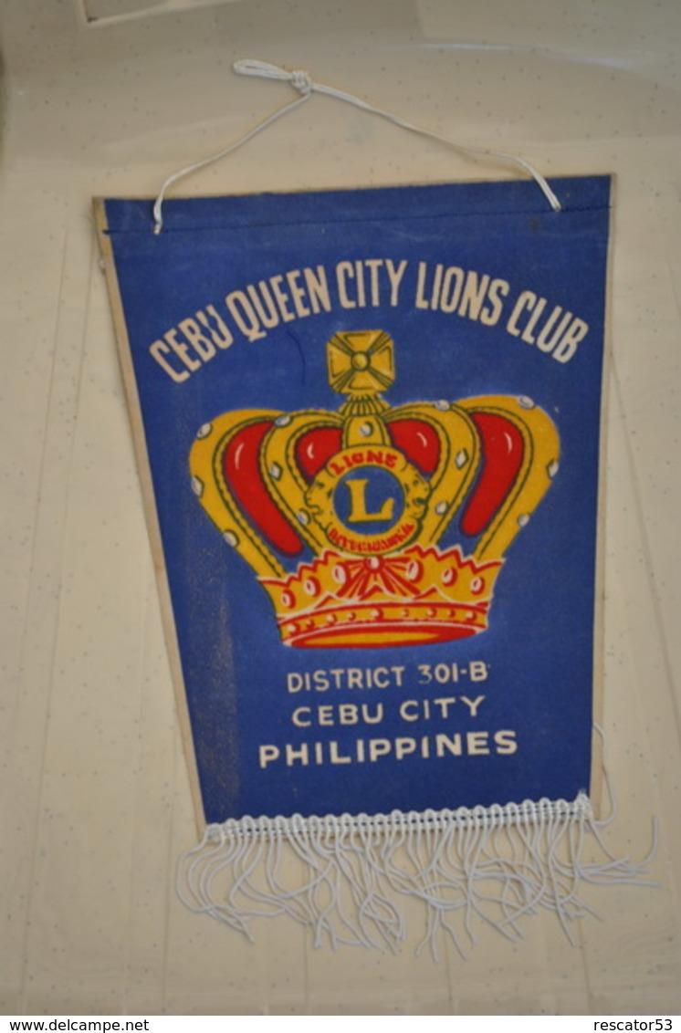 Rare Fanion Lion's Club  Cebu City Philippines - Organizaciones