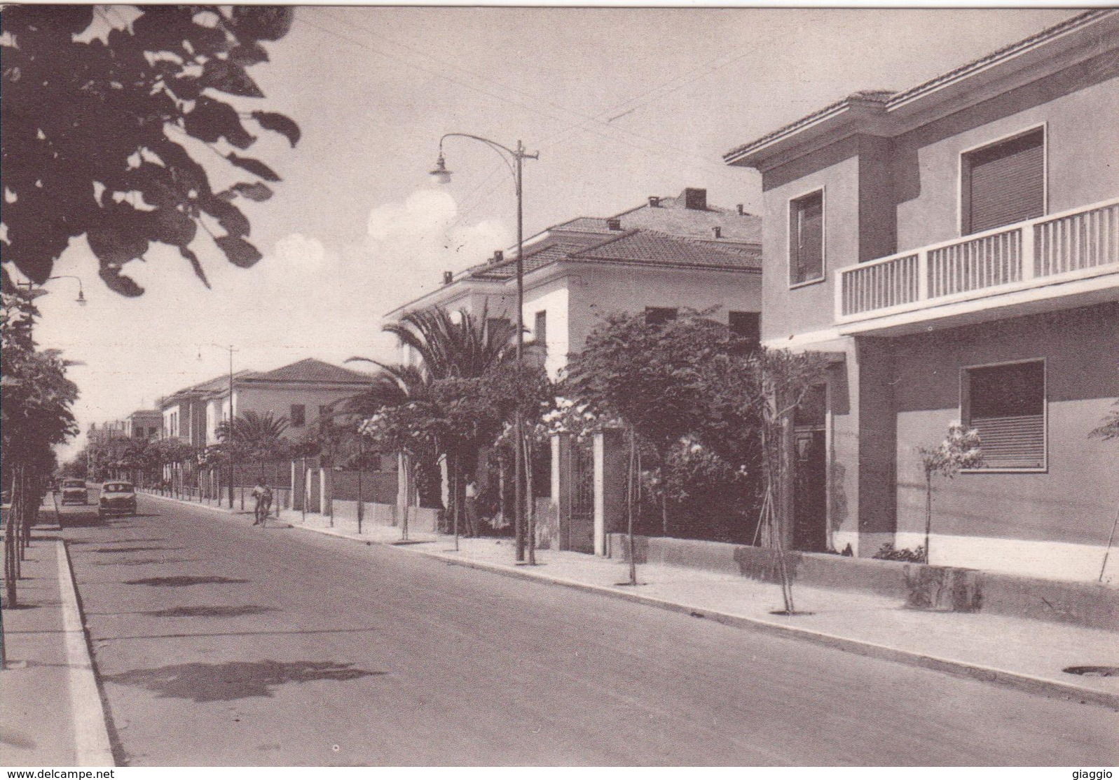 °°° Cartolina Francavilla Al Mare (ch) Usata °°° - Chieti