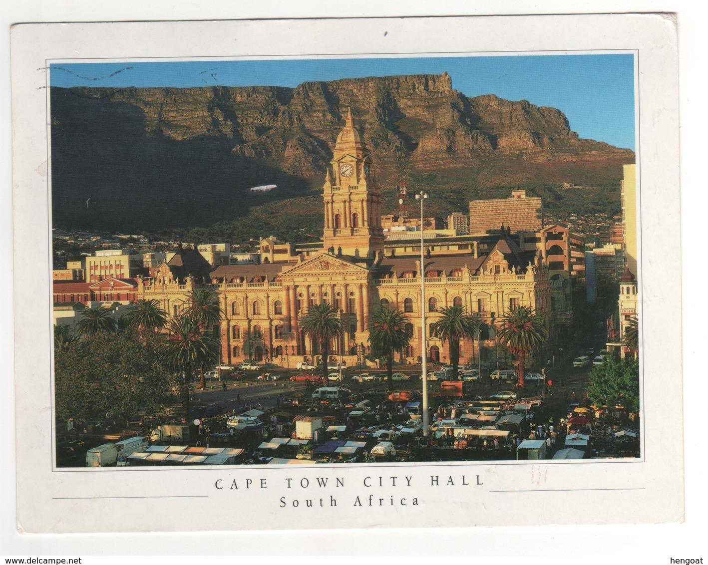 """Timbres , Stamps """" Tortue , Papillon """" Sur Cp , Carte , Postcard Du 31/08/2001 - Afrique Du Sud (1961-...)"""