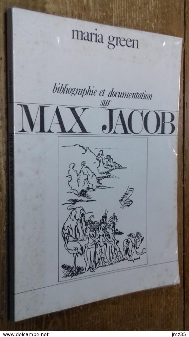 Bibliographie Et Documentation Sur Max Jacob - Non Classés