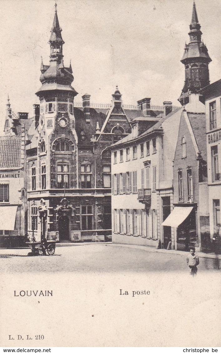 Leuven, Louvain, La Poste (pk51980) - Leuven