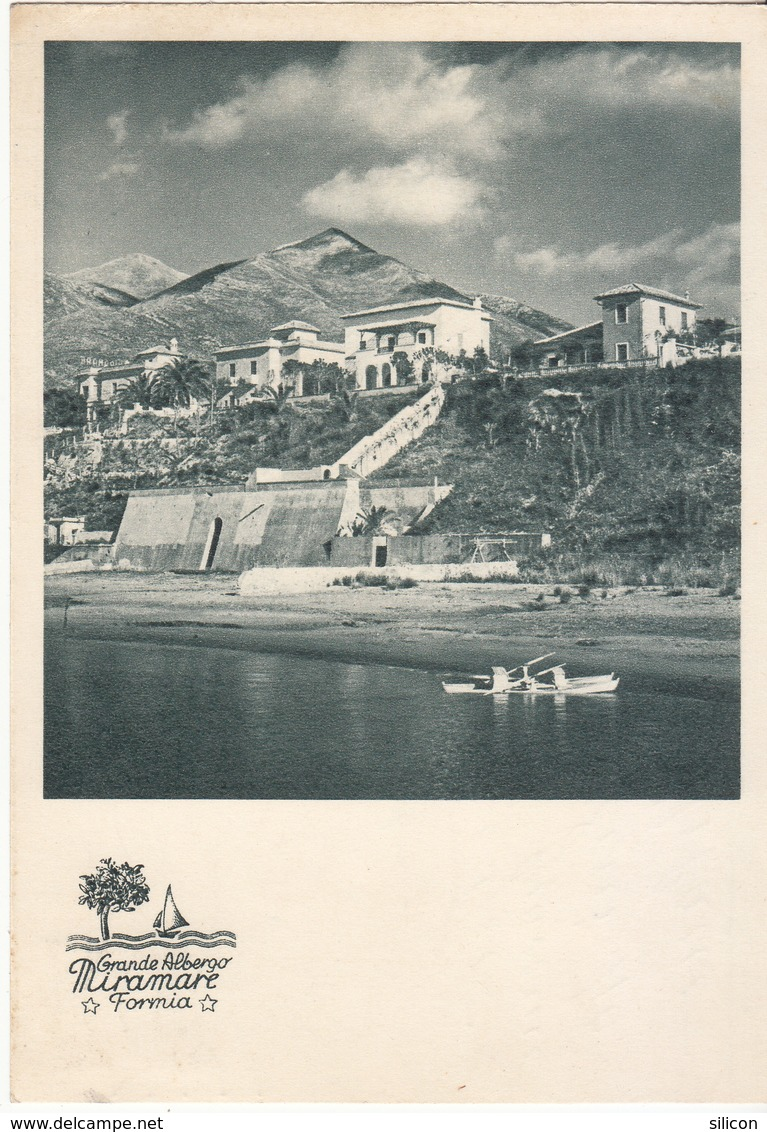 Formia - Grande Albergo Miramare - Latina