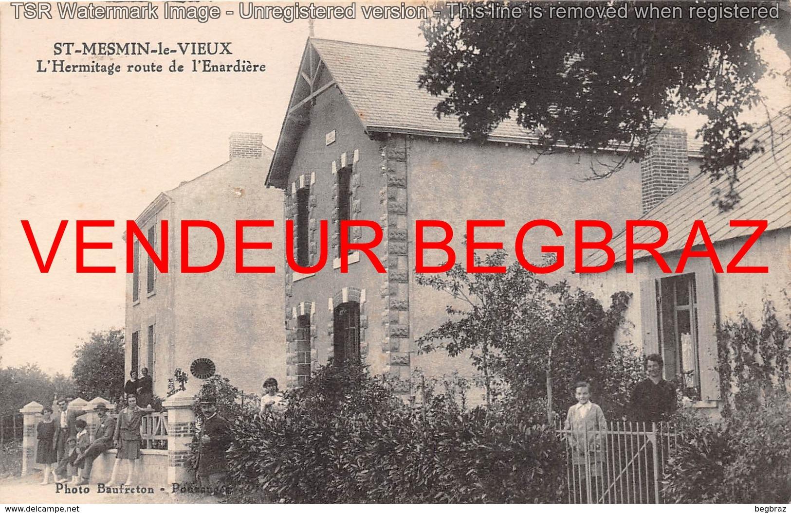 SAINT MESMIN LE VIEUX      L HERMITAGE ROUTE DE L ENARDIERE - Autres Communes