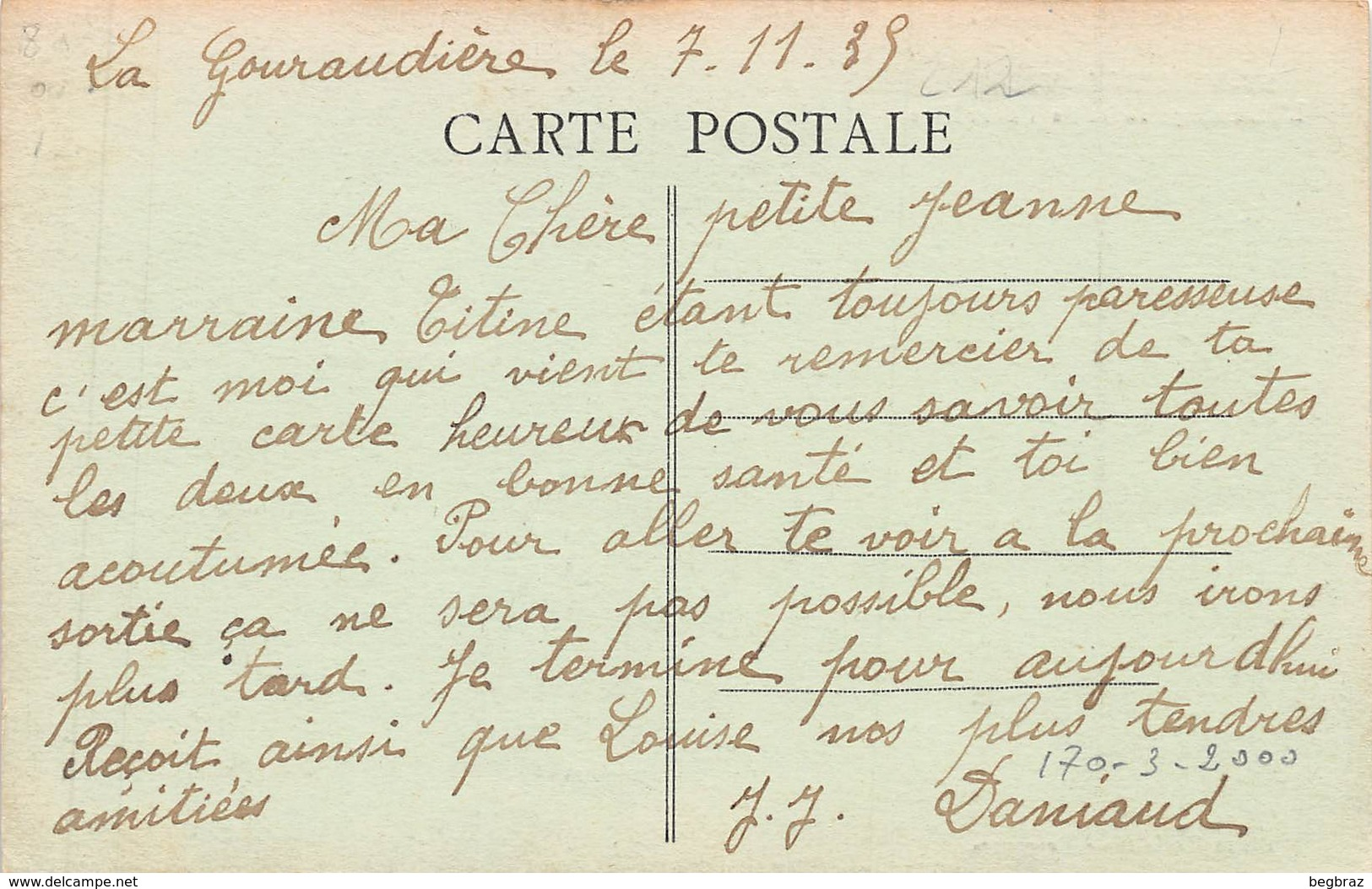 SAINT MESMIN LE VIEUX      L HERMITAGE ROUTE DE L ENARDIERE - France