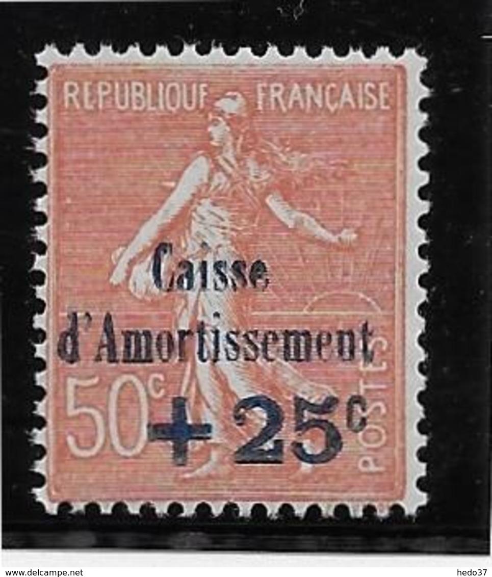 France N°250 - Neuf ** Sans Charnière - TB - France