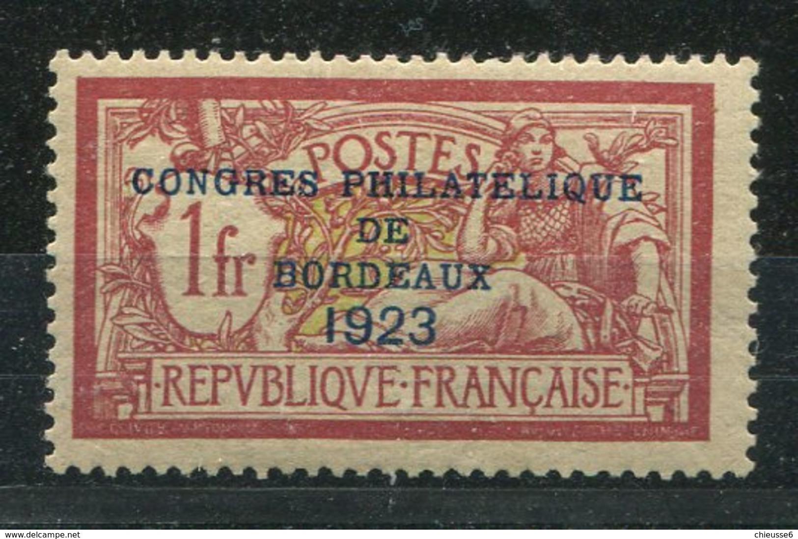 France * N° 182  Signé - - France