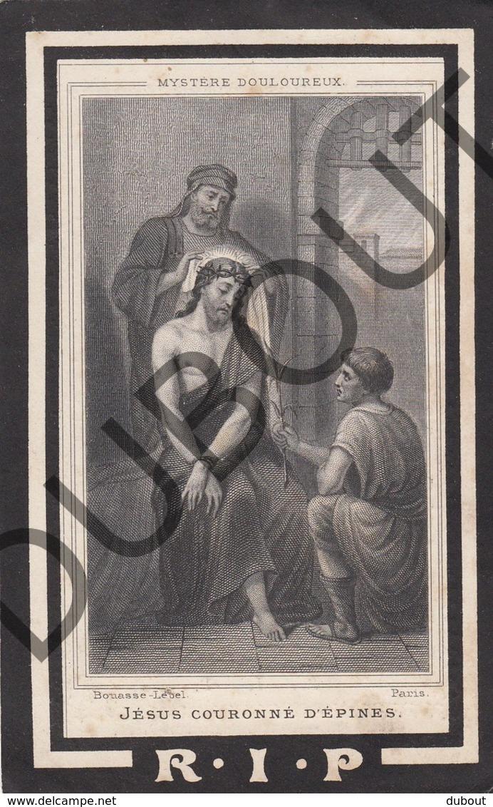 Doodsprentje Zuster/Soeur Maria Theresia Van Den Eynde °1829 Retie †1890 Retie (F74) - Obituary Notices
