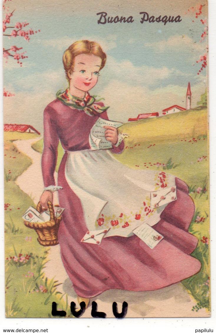 FEMMES 619 : Buona Pasqua - Femmes