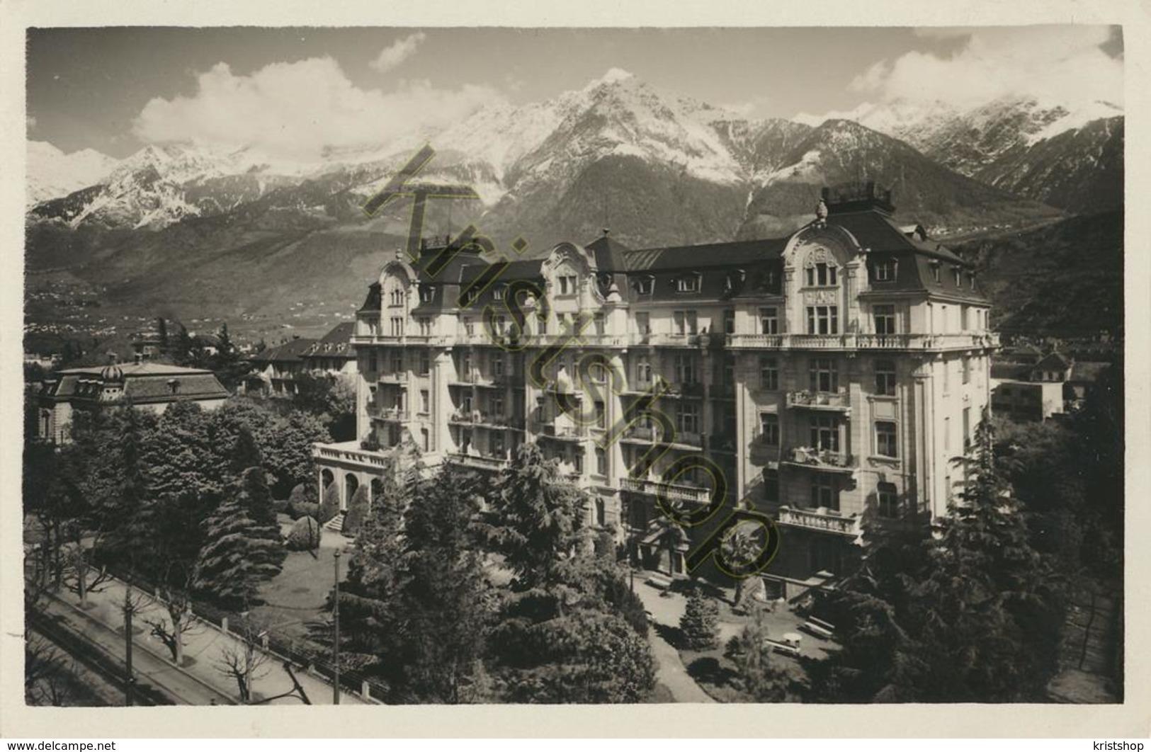 Merano - Hotel Bristol [AA20-2.004 - Italie