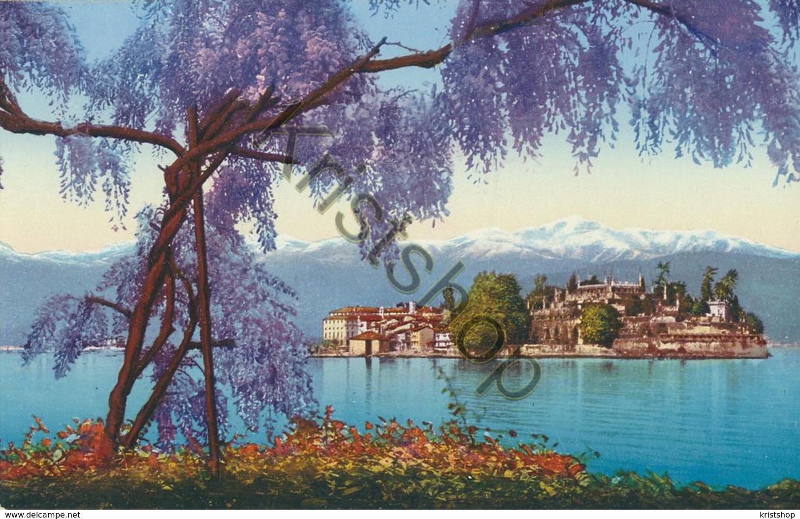 Isola Bella - Lago Maggiore [AA20-2.030 - Italie
