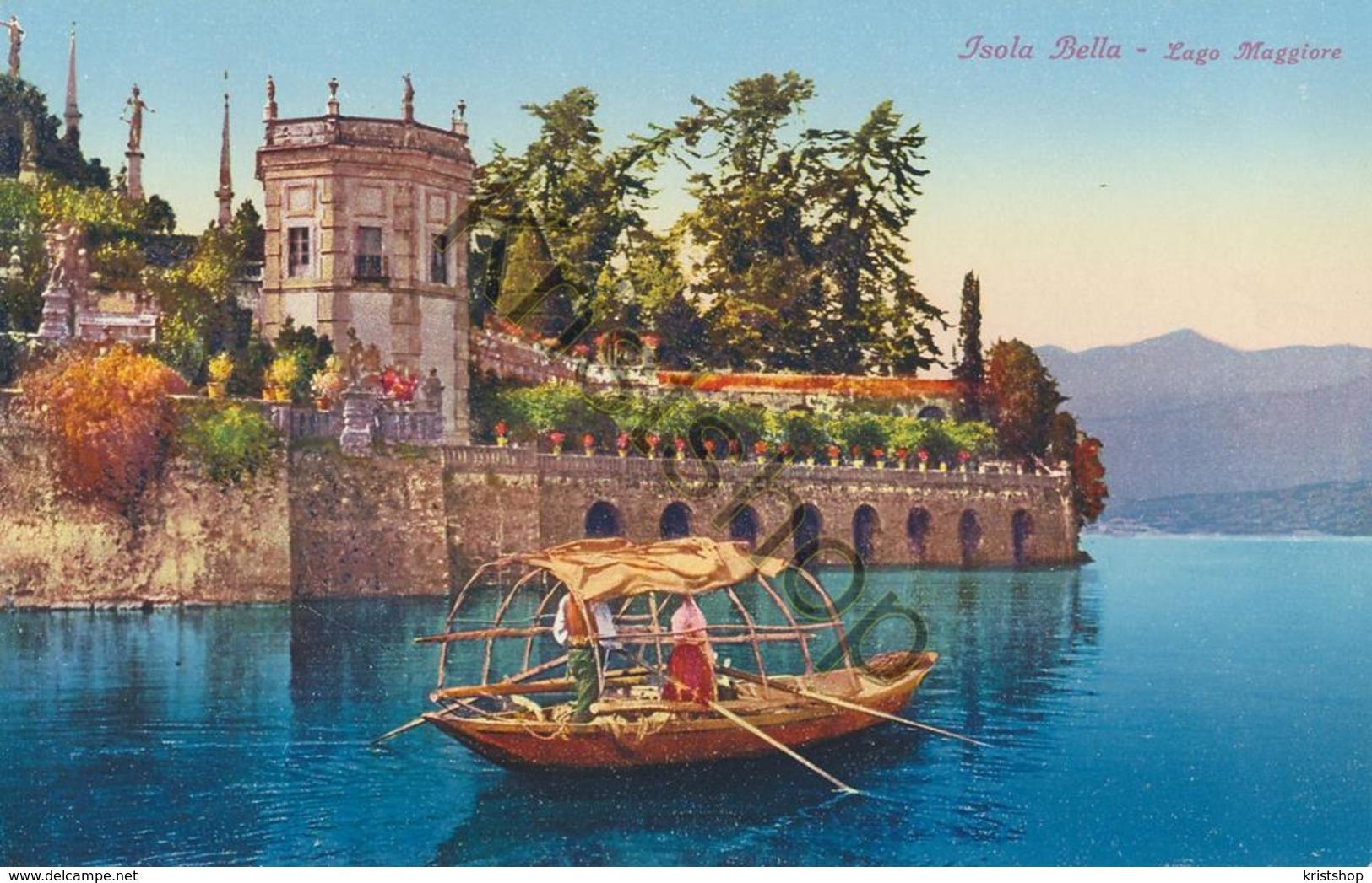 Isola Bella - Lago Maggiore [AA20-2.031 - Italie